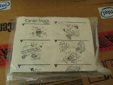 VINTAGE BANDAI 1/48 GERMAN MERCEDES L3000S TRUCK SEALED KIT