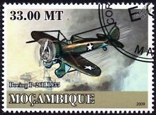 USAAC Boeing P-26 / P-26B Peashooter WWII Fighter Aircraft Stamp