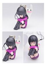 One Piece Mascot Swing PVC Negative Horo Keychain Nico Robin SD Figure @92195
