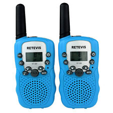 Retevis RT-388 Walkie Talkie 2 Way Radio UHF446MHz 8CH+Flashlight Christmas Gift