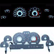 FOR FORD MUSTANG V6 94-98 MPH El Glow Gauge Indiglo Dash cluster Gauge