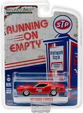 Greenlight Running On Empty Series 1 1971 Dodge Charger STP Oil