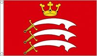 MIDDLESEX FLAG 5' x 3' England County English Counties Flags