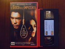 Il gioco dell'impiccato (Lou Diamond Phillips, Mädchen Amick)  VHS Columbia rara