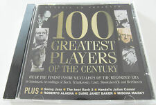 Classic Cd - 100 Greatest Players Of The Century (CD Album) Used Very Good