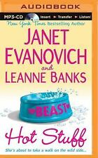 Hot Stuff by Leanne Banks and Janet Evanovich (2014, MP3 CD, Unabridged)