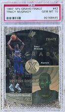 1997 SPX GRAND FINALE /50 TRACY MCGRADY RC PSA 10 BEST RC POP 2 CARDREGISTRY