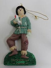 Wizard of Oz The Scarecrow A Brain Ornament 2000