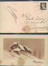 BUON ANNO - BAITE INNEVATE - ANNO 1939 -   (rif.fg. 1605)