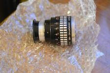 Proskar 16b anamorphic lens  for Elf /Eiki 16mm projectors ...very clean