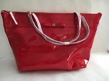 NWT Kate Spade CAMELLIA STREET PURSE TOTE $198 Sophie Chili Red