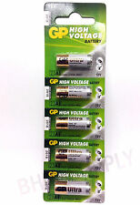 Gold Peak GP 23AE A23S A23 GP23AE MN21 23GA 12 Volt Battery (5 Batteries)