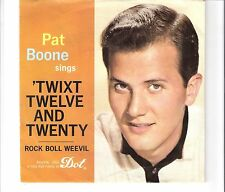 PAT BOONE - Twixt twelve and twenty