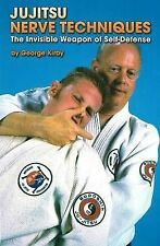 Jujitsu Nerve Techniques: The Invisible Weapon of Self-Defense, Very Good Condit