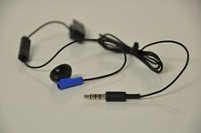 Original for Sony Playstation 4 PS4 Headset Earbud Microphone Earpiece Clip