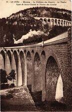 CPA MOREZ - Viaduc des Crottes (212005)