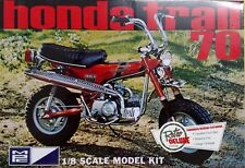 MPC Honda Trail 70 1/8 Scale Model Kit - Retro Deluxe Reissue - #MPC833/12