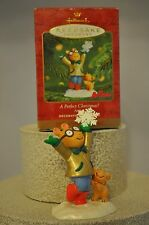 Hallmark - A Perfect Christmas - Arthur - 25th Anniversary  Ornament