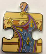 Disney Parks Aladdin's FLYING CARPET Character Mystery Puzzle LE Pin with Box