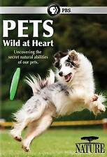 Nature: Pets - Wild at Heart DVD, 2015 PBS
