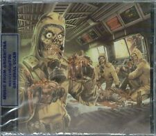 MUNICIPAL WASTE THE FATAL FEAST WASTE IN SPACE + BONUS TRACK SEALED CD NEW