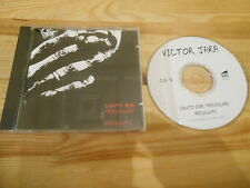 CD ethno victor jara-Canto por travesura/presente (24 chanson) plans Disc #4