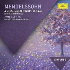 Mendelssohn A Midsummer Night's Dream  [Audio CD]  - SIGILLATO