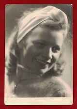 1947 Agfa Photo, a real photographic postcard