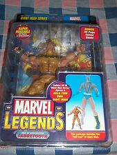 NIP Marvel Legends Giant Man Series Age Apocalypes Sabretooth Left Foot Giant Ma