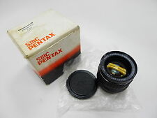 Pentax SMC 24mm f/3.5 PK Mount
