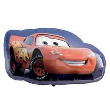 Cars Lightening McQueen SuperShape Foil Balloon Birthday Party Decoration