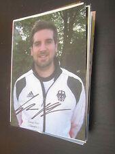 37575 Simon Voit Schießen original signierte Autogrammkarte