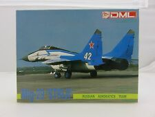 DML Dragon RUSSIAN MIG-29 STRIJI 1/144 Plastic Model Kit UNBUILT 1992