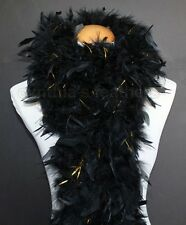 "80g 72""long Chandelle Feather Boa, 30+ colors & patterns to pick up from, New"