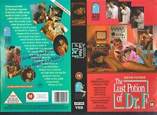 The Lust Potion Of Dr F, Careena Collins Video Promo Sample Sleeve/Cover #11458