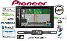 Pioneer AVIC-5100NEX DVD GPS Navigation Receiver & License Plate Backup Camera