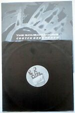 "THE SOUP DRAGONS - PLEASURE 12"" PROMO SINGLE + CROTCH DEEP TRASH 12"" SINGLE"