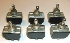 Vintage Cutler Hammer Toggle Switch 6A 125V 3A 250V 6 Pole Off On