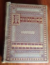 Lucile by  Owen Meredith Published by  Arundel Antiquarian Hardcover Book, Illu