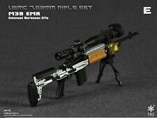 1/6 Easy & Simple 06012E 7.62 USMC M39 EMR M14 Rifle *In Stock* *TOY Figure*