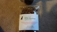 Epi-Pet Omega 3-6-9 Whole  Fish Treat/Supplement 2 oz Baggie for well being