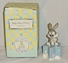 """Baby Bugs Bunny Trinket Box NEW in Box Figural 4.5"""" Looney Tunes Classic"""