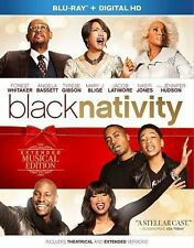 Black Nativity (Blu-ray Disc, 2014, Extended Musical Edition)