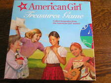 2007 American Girl TREASURES Game Collect From 8 AG Dolls! 2-4 Players Ages 8+
