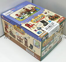 Miniatures  Yes from Taisho Romant house complete Box set - Re-ment