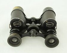 antique binoculars, Pockett x6, Jules Huet, G.E. Pryor Opticien, Paris, jumelles