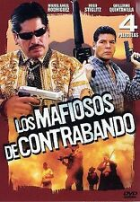 Los Mafiosos de Contrabandos (DVD, 2005, 2-Disc Set) Spanish Language, New