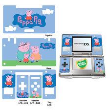 Peppa Pig - Vinyl Skin Sticker for Nintendo DS Original