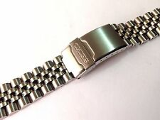 20MM SEIKO STAINLESS STEEL GENTS WATCH STRAP STRAIGHT END (WS-SE6)