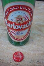 BEER Bottle Crown Cap ~*~ Heineken Hrvatska Karlovacko Pivo ~ Karlovac, Croatia